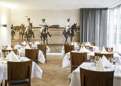 Restaurant Hamburger Polo Club