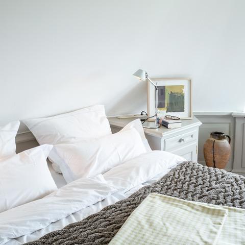 Gut schlafen in schönen Betten